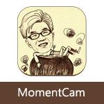 تحميل برنامج مومينت كام للتعديل على الصور MomentCam