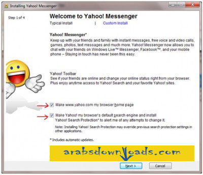 تحميل برنامج ياهو ماسنجر Yahoo Messenger مجانا 2015