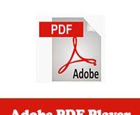 تحميل ادوبي ريدر محمول الويندوز - Adobe PDF Reader