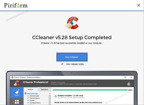 تحميل برنامج CCleaner عربي للكمبيوتر