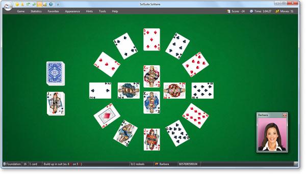 تحميل لعبة ورق الشدة سوليتير راقية جديدة للكمبيوتر Solitaire