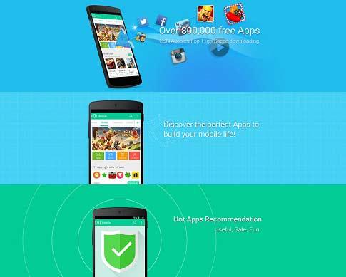 تحميل التطبيقات والالعاب والبرامج الموثوقة - تحميل ون موبايل ماركت لايت 1Mobile Market Lite