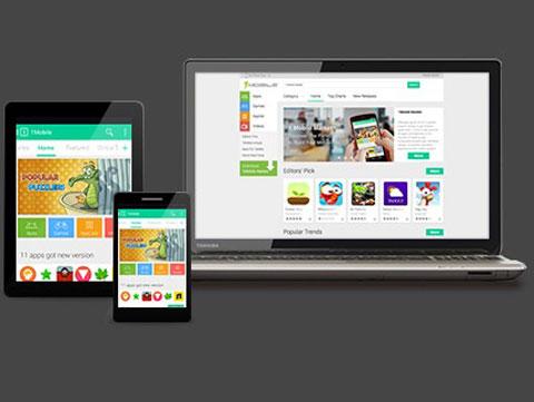 تحميل برنامج ون موبايل ماركت لايت Download 1Mobile Market Lite