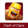 تحميل لعبة كلاش اوف كلانس للايفون والايباد Clash of Clans