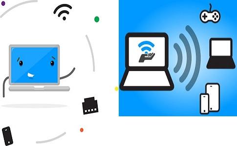 تحميل برنامج Connectify Hotspot تحويل اللابتوب لراوتر وايرلس