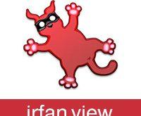 تحميل برنامج تعديل الصور والكتابه عليها ارفان فيو IrfanView كامل مجانا