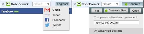 تسجيل دخول سهل جدا - تحميل برنامج روبوفورم RoboForm