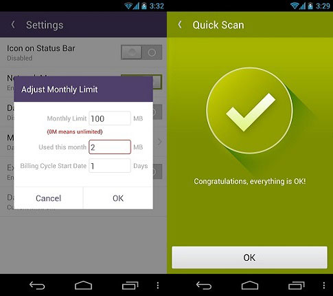 تحميل برنامج مضاد الفيروسات للاندرويد Download NetQin Mobile Security