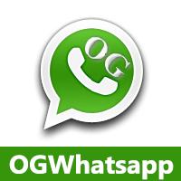 تحميل برنامج OGWhatsApp اخر اصدار لفتح حسابين عالواتس اب