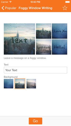 تحميل برنامج تركيب ودمج الصور للايفون و للايباد PhotoFunia