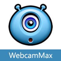 تحميل برنامج ويب كام ماكس WebcamMax لفتح اكثر من كاميرا ويب