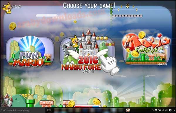 تحميل لعبة ماريو القديمة للكمبيوتر - افضل لعبة مغامرات