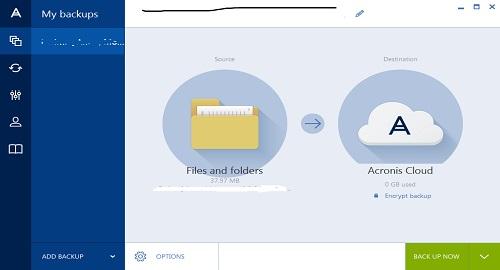 تحميل برنامج Acronis True Image 2015 للكمبيوتر
