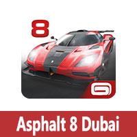 تحميل لعبة اسفلت 8 للاندرويد والايفون والكمبيوتر - Asphalt 8