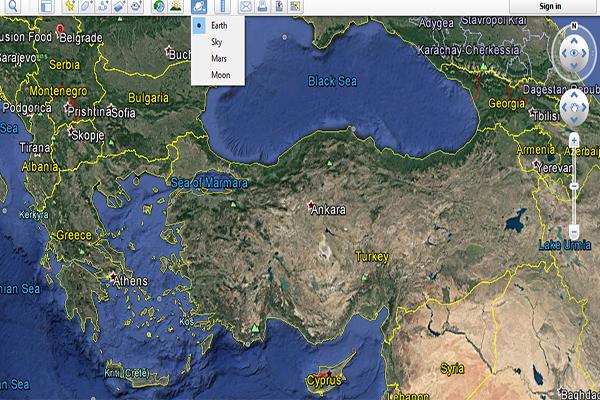 تحميل برنامج جوجل ايرث 2017 Google Earth لاستكشاف العالم عربي للموبايل والكمبيوتر