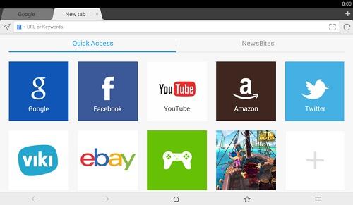 تحميل متصفح ماكثون عربي للاندرويد Maxthon Browser أسرع متصفح للجوال