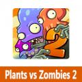 تحميل لعبة النباتات ضد الزومبي 2 للاندرويد كاملة مجانا plants vs zombies 2