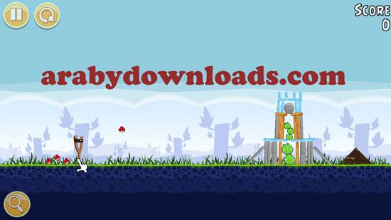 تحميل لعبة الطيور الغاضبة مجانا كاملة للكمبيوتر - أشهر لعبة للكمبيوتر انجري بيرد بأحدث إصدار Angry Birds 2016