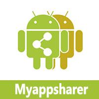 تحميل برنامج Myappsharer لمشاركة التطبيقات للاندرويد