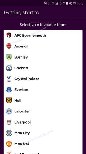 جميع الفرق الانجليزية في مكان واحد - تابع جميع الاحداث و ما يخص الدوري الانجليزي