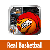 لعبة كرة السلة للاندرويد