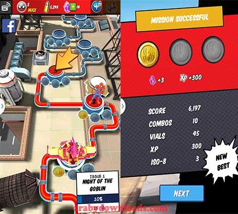 تحميل لعبة سبايدر مان - لعبة سبايدر مان 1 و 2 و3 و4 و5