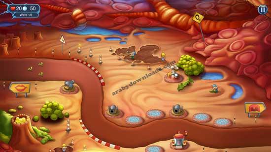 تحميل افضل لعبة تعليمية للاطفال للجوال Defend Your Life - برامج تعليمية لرياض الاطفال