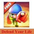 تحميل افضل لعبة تعليمية للاطفال على الاندرويد Download Best Children Game Defend Your Life for Android