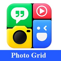تحميل برنامج شبكة الصور للاندرويد Download Photo Grid Collage Maker for Android