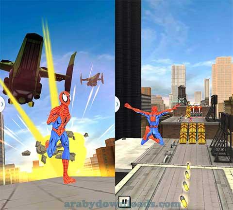 تحميل لعبة سبايدر مان - Spider man