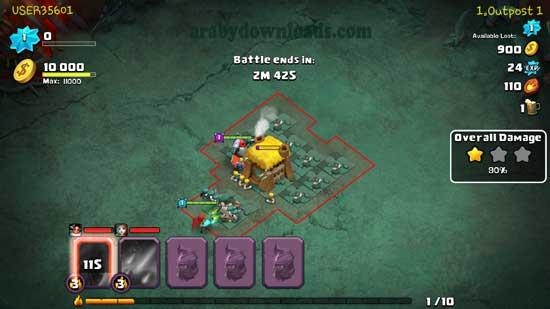 تحميل لعبة صراع الملوك 2 للاندرويد - لعبة حرب الملوك
