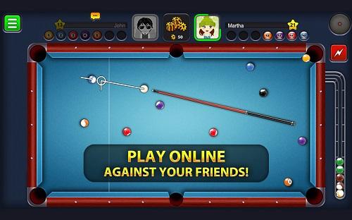 لعبة البلياردو للايباد 8 Ball Pool Game for IPad - تحميل العاب مجانا للايباد
