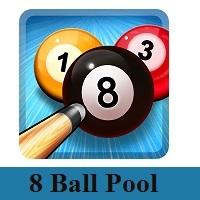 تحميل لعبة البلياردو للايباد والايفون والاندرويد Download 8 Ball Pool Game for IPad IPhone Android