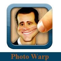 تحميل برنامج التعديل على الصور المضحكة للاندرويد Download Funny Photo Editor Photo Warp for Android