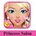 تحميل العاب بنات تلبيس للاندرويد Princess Salon لعبة تلبيس ومكياج الاميرة