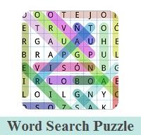 تحميل لعبة البحث عن الكلمات للاندرويد Download Word Search Puzzle for Android