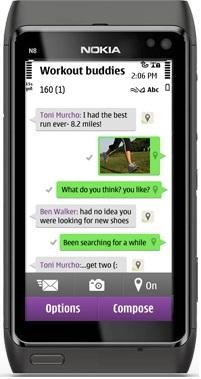 تحميل ماسنجر فايبر للنوكيا Download Viber Messenger for Nokia Mobile