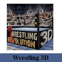 تحميل لعبة المصارعة الحرة للاندرويد 2015 مجانا Download WWE Wrestling Revolution 3D for Android