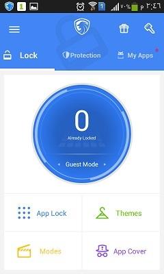 تحميل برنامج قفل التطبيقات والصور والرسائل للاندرويد والايفون Apps Lock