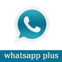 تحميل برنامج واتس اب بلس التحديث الجديد اخفاء الظهور ضد الحظر WhatsApp Plus Whatsapp-plus-icon.j