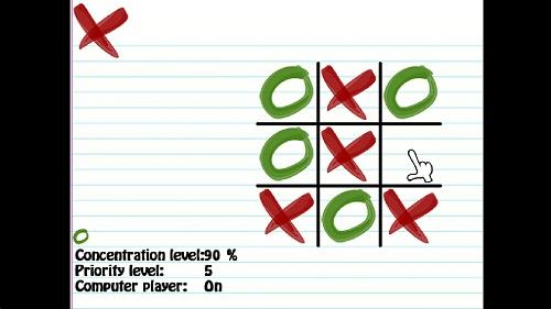 تحميل لعبة XO للكمبيوتر كاملة مجانا لاعبين Download XO Tic Tac Toe Puzzle Game PC