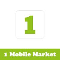 تحميل برنامج ون موبايل ماركت للاندرويد 1Mobile Market برابط مباشر