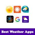 ما هو افضل برنامج لمعرفة حالة الطقس للاندرويد Best Weather Apps