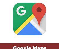 تحميل برنامج خرائط قوقل للايفون Google Maps قوقل ماب عربي بدون نت طريقة استخدام قوقل ماب تحويل جوجل ماب الى العربية ضبط اعدادات قوقل ماب