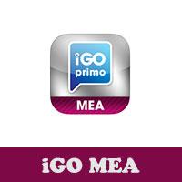 تحميل برنامج تحديد المواقع للايفون igo middle east بدون انترنت عربى