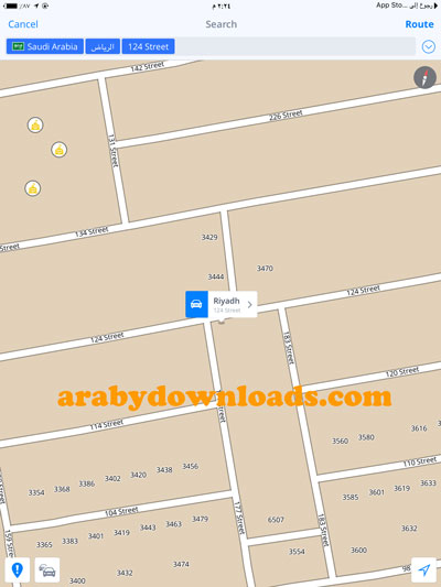 تحميل برنامج خرائط سايجك للايفون Sygic GPS للملاحة وتحديد الموقع الجغرافى مجانا