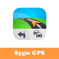 تحميل برنامج سايجك للايفون Sygic GPS خرائط وملاحة وتحديد الموقع ، شرح استعمال خرائط سايجك بدون انترنت ، مميزات برنامج سايجك Sygic للايفون