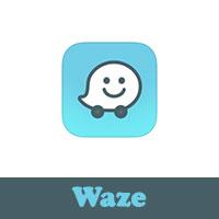 تحميل برنامج الملاحة Waze للايفون برنامج الخرائط واز مجانا