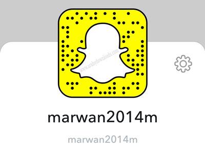 سناب الفنان الكوميدي الاماراتي مروان عبد الله صالح.