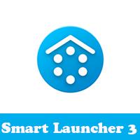 برنامج Smart Launcher 3 للجوال _ تنزيل لانشر اندرويد 3d